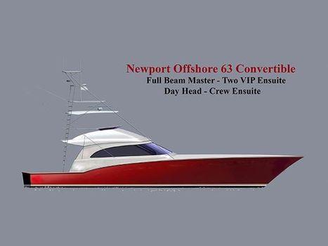 2017 Newport Offshore 63 Convertible