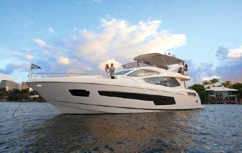 2016 Sunseeker 75 Yacht Manufacturer Provided Image: Sunseeker 75 Yacht