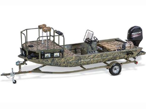 2014 Tracker Grizzly 1860 Sportsman