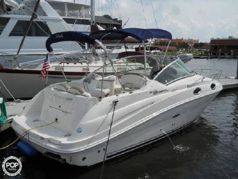 2007 Sea Ray 240 Sundancer with trailer 2007 Sea Ray 240 Sundancer with Trailer for sale in Slidell, LA