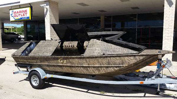 Duck Boats For Sale >> New 2018 G3 18 Dk Duck Blind Temple Tx 76502 Boat Trader