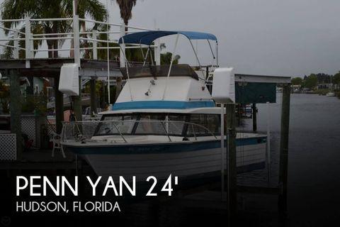 1978 Penn Yan SPORT FISH 23 1978 Penn Yan SPORT FISH 23 for sale in Hudson, FL