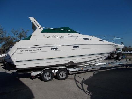 2000 Regal 2760 Cruiser