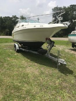 1997 SEA RAY Sundancer 250