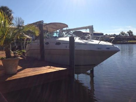 2002 Sea Ray Sundancer 24