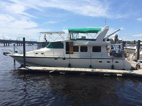 2000 Hampton Yachts 60 Richardson