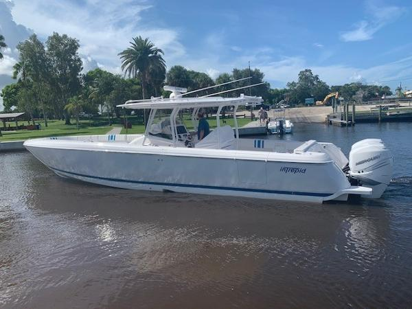 Check out this 2019 INTREPID 400 Center Console on Boattrader com