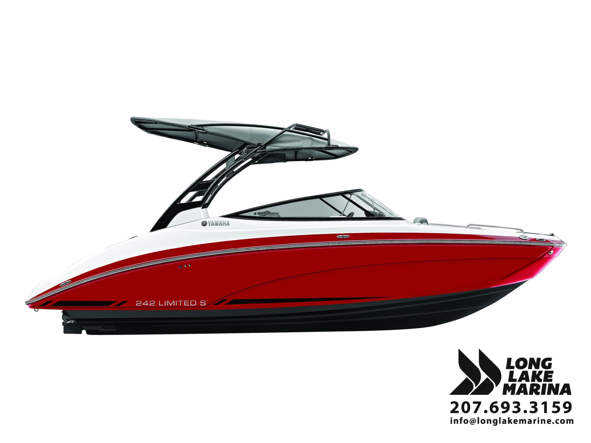 2016 Yamaha 242 Limited S E-Series