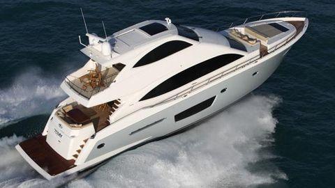 2018 Viking 75 Motor Yacht (VK75-507)
