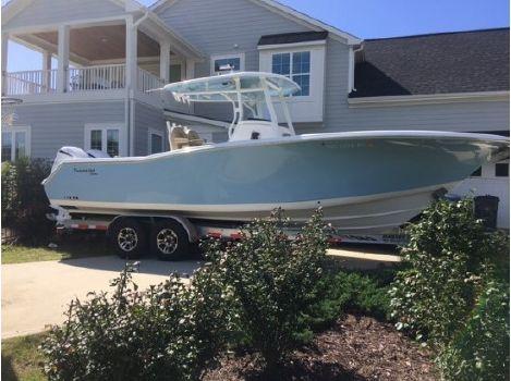 2016 Tidewater Boats 280 Custom
