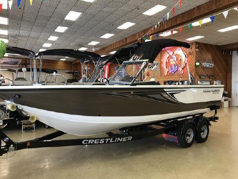 2017 Crestliner 2150 Sportfish SST