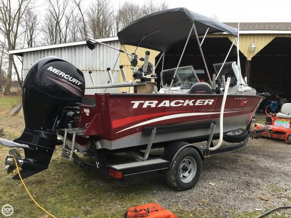 Used 2013 Tracker Targa V 18 Combo Butler Pa