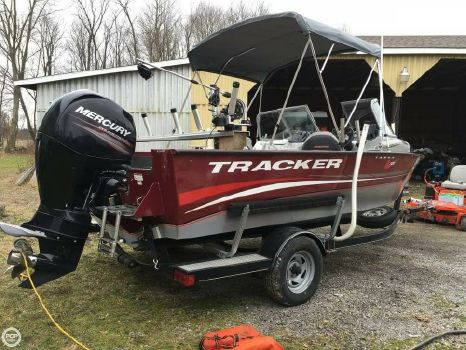 2013 Tracker Targa V-18 Combo 2013 Tracker Targa V-18 Combo for sale in Butler, PA