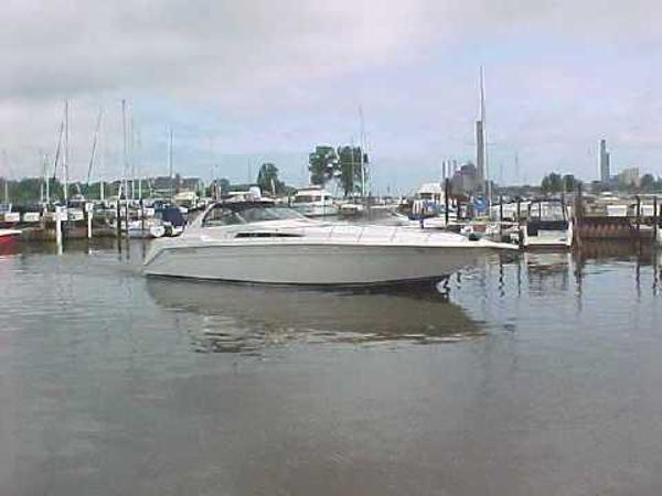 1992 Sea Ray 500 Sundancer