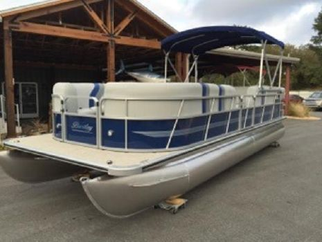 2016 Bentley Pontoons 240 CRUISE