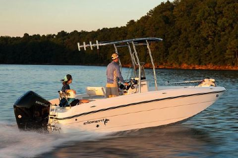 2019 BAYLINER Element F21