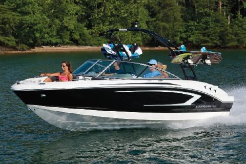 2018 Chaparral 21 H2O Sport Manufacturer Provided Image