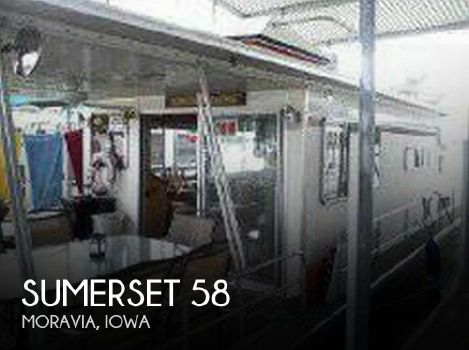 1981 Sumerset Houseboats 58 1981 Sumerset 58 for sale in Moravia, IA