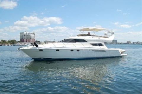1998 Princess Viking Sport Cruiser 60 Flybridge