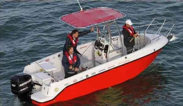New 2016 allmand 20ft center console 20ft fiberglass for Fishing boats ny