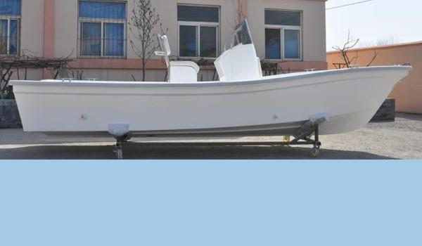 2015 Allmand 19 foot Panga Center Console