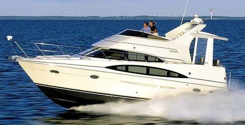 2000 Carver 396 Motor Yacht Manufacturer Provided Image
