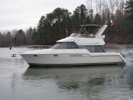 1996 Carver 370 Voyager Dsl Sedan/Convertible (diesel) Port