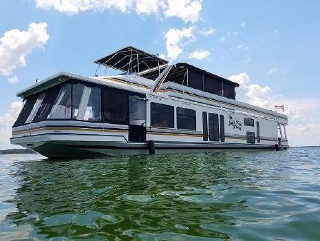 2000 Sumerset Houseboats 16x90