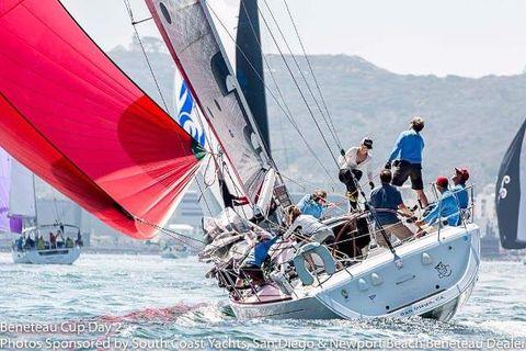 2008 Beneteau First 40.7