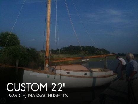 1935 Custom 22 Antique & Classic Catboat 1935 Custom 22 Antique & Classic Catboat for sale in Ipswich, MA