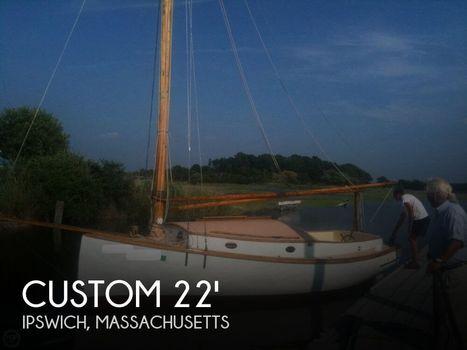 1935 Custom-craft 22 Antique & Classic Catboat 1935 Custom 22 Antique & Classic Catboat for sale in Ipswich, MA