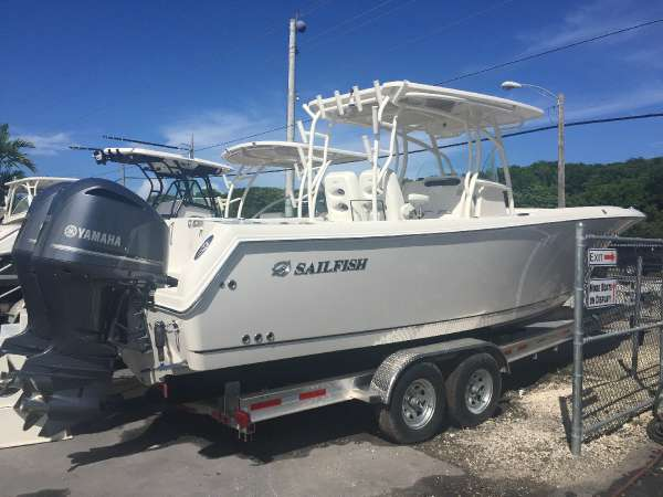 2016 Sailfish 290cc