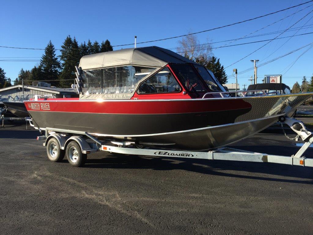 2015 North River 24' Seahawk