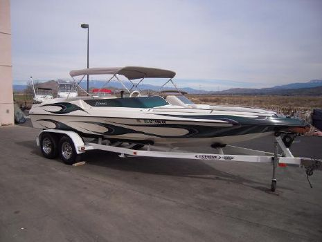 2006 Genesis Boats 215