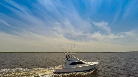 1996 Ocean Yachts 48 CONVERTIBLE