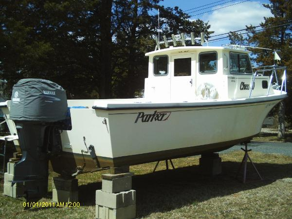 2005 Parker 2520 SL Sport Cabin