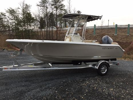 2017 Key West Boats, Inc. 203FS