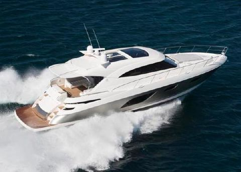 2016 Riviera 6000 Sport Yacht with IPS
