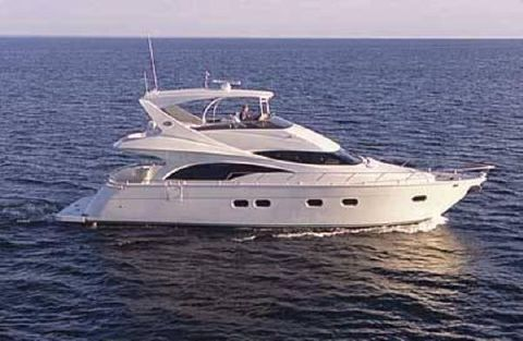 2005 Marquis 59 Motor Yacht 2005 Marquis 59 / Manufacturer Provided Image