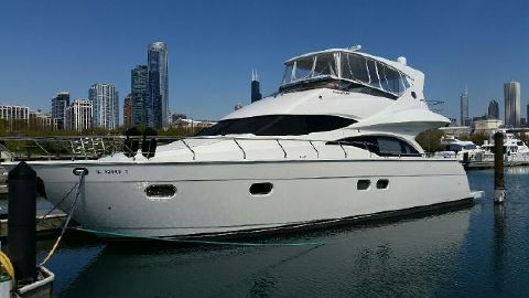 2005 Marquis 59 Motor Yacht 2005 Marquis 59 Motor Yacht