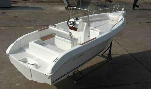 2016 allmand pleasure motor boat qd 18ft open 18 foot for Trolling motor for 18 foot boat