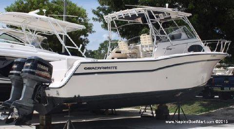 2001 Grady-White Marlin 300