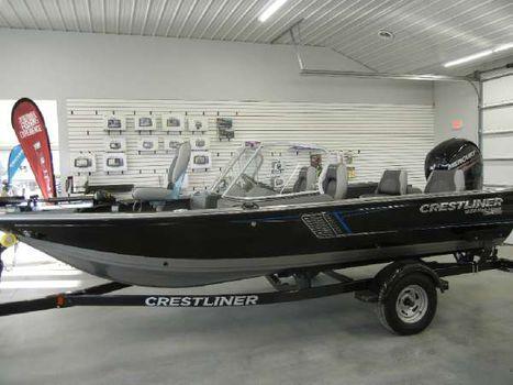 2017 Crestliner 1850 Fish Hawk WT