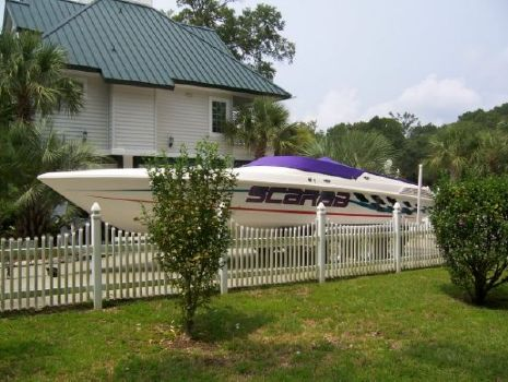 1996 Wellcraft 29 Scarab Photo 1