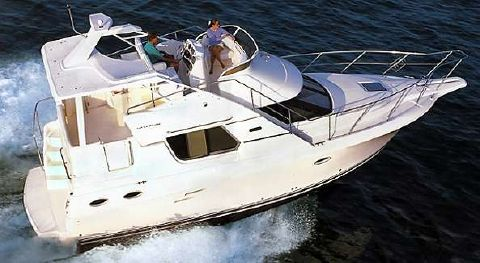 2000 Silverton 322 Motor Yacht Manufacturer Provided Image