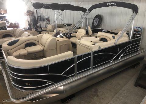 2017 Sylvan Mirage Fish 8520 Cruise-n-Fish