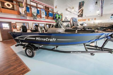 2017 Mirrocraft Outfitter 167 SC