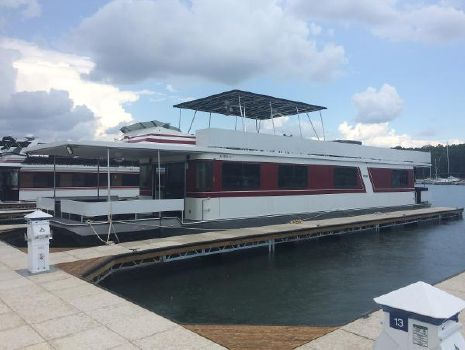 1990 Houseboat Leisure Time 14x72