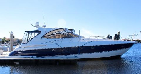 2004 Cruisers 540 Express Profile