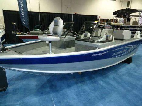 2017 Smoker-craft Pro Angler 172 XL